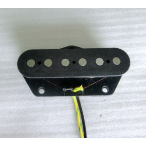 OEM High Output Flatwork AlNiCo 2 Tele Guitar Bridge Pickup pictures & photos