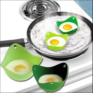 Hot Selling Silicone Egg Cooker& Egg Tools pictures & photos
