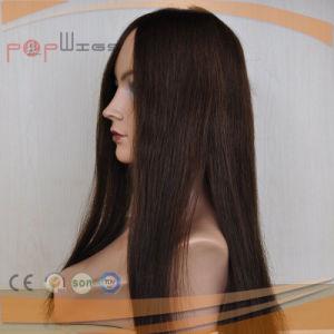 Brazilian Untouched Auburn Color Jewish Topper Hair Piece pictures & photos