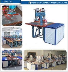 Factory Outlets, High-Frequency Welding Machine for Carpet Embossing, Ce Approved pictures & photos