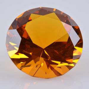 Amber Crystal Diamond Nice Valentine′s Day Gifts pictures & photos