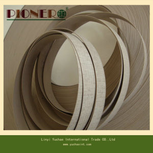 Solid Color and Wood Grain Furniture PVC Edge Band pictures & photos