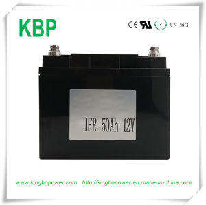 12V 50ah Solar Power System LiFePO4 Battery pictures & photos