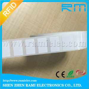 RFID UHF/Hf/NFC Destructive Printable Label for Identification Tracking