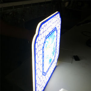 Artistic Style Digital Performance LED Panel Ceiling Light