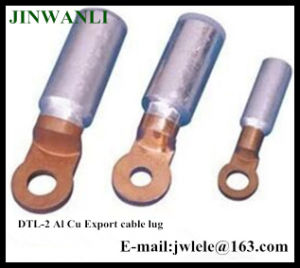 Dtl-2 Copper Aluminium Connecting Electrical Crimp Cable Terminal Lugs pictures & photos