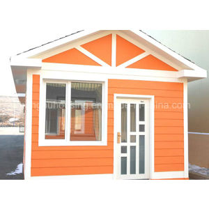 Chinese Easy Installation Prefabricated House Comfortable Mobile House pictures & photos