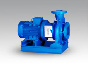 Single-Stage End-Suction Horizontal Centrifugal Pumps for Building pictures & photos