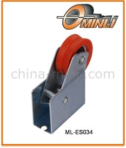 High Quality Punching Pulley with Single Roller (ML-ES034) pictures & photos