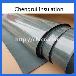 6520 Deep Blue Paper Electrical Insulation Paper with Polyester Film pictures & photos