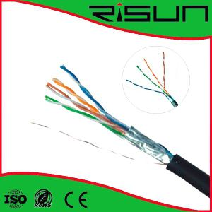 Hot Sale LAN Cable Cat5e FTP for Outdoor pictures & photos