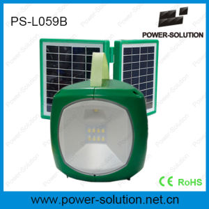 Solar Flashlight with 5 Brightness Setting pictures & photos