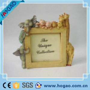 Resin Photo Frame Lovely Pig Elephant for Decoration pictures & photos