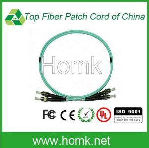 Fiber Optic Pigtail Single Model St Om3 pictures & photos