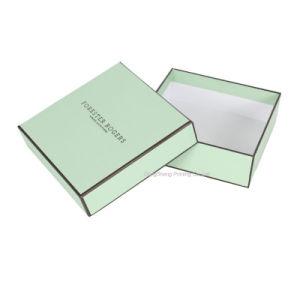 Graceful Custom Printed Cardboard Paper Shoes Packaging Boxes