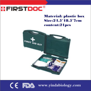 New Prodution First Aid Box PP Material for Family First Aid Kit pictures & photos