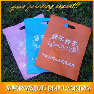 Custom Non Woven Shopping Bags with Logos pictures & photos