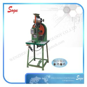 Xq0030 Eyeleting Machine (For Single-Piece Grommet/Eyelet) pictures & photos