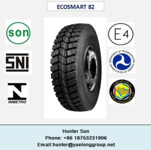Ilink Brand Truck & Bus Radial Tyres 10.00r20 Ecosmart 82 pictures & photos