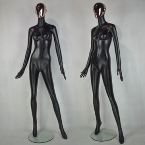 Fiberglass Female Mannequin with Adjustable Face pictures & photos