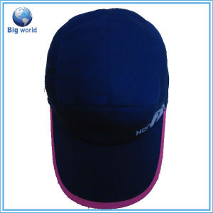 Wholesale Embroidery Cap, Baseball Hat with Low Price, 100% Cotton Flex Fit Hat Bqm-053 pictures & photos