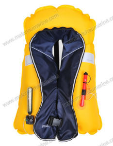 Marine Auto Inflating Lifejacket for Adult pictures & photos