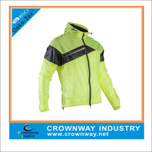 Mens Lightweight Nylon Windbreaker Jackets pictures & photos