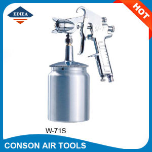 600ml HVLP Paint Spray Gun (W-71S)