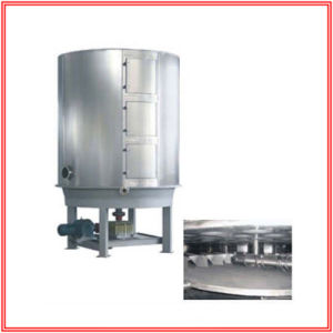 Rotary Plate Drying Oven for Chemical Powder Dehydration pictures & photos