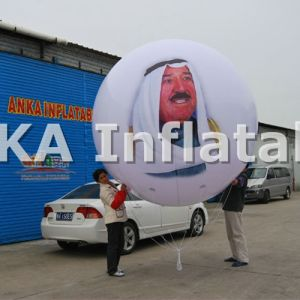 Parade Inflatable Helium PVC Balloon Giant Size pictures & photos