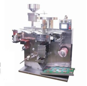 Slb-300 Automatic Double Aluminum Blister Packing Machine pictures & photos