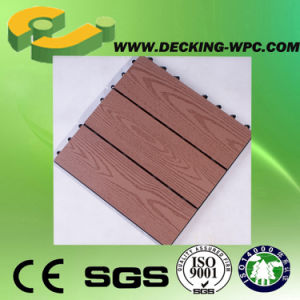WPC DIY Deck/WPC Tile in China pictures & photos