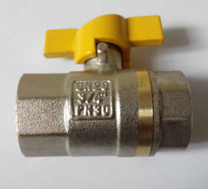 Brass Ball Valve for Water Supply Systems (YD-1024) pictures & photos