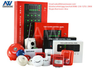 Home Fire Security Alarm Host Panel pictures & photos