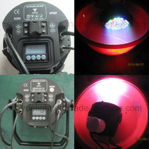 Outdoor Waterproof DMX Light 54X3w LED PAR Can pictures & photos