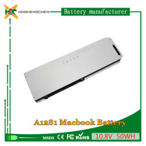 Li-ion Battery for MacBook PRO Unibody 15′′ A1286 A1281 Genuine Laptop Battery pictures & photos