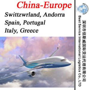 Air Transport Swittzwrland, Andorra, Spain, Portugal, Italy, Greece (China fowarder) pictures & photos