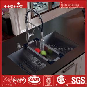 Stainless Steel Handmade Kitchen Sink, Kitchen Basin, Stainless Steel Tank, Sink pictures & photos