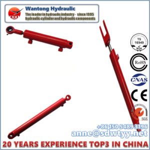 Dump Sanitation Truck Hydraulic Cylinder for Garbage Truck pictures & photos
