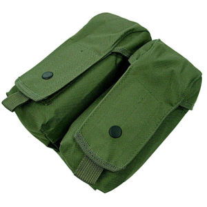 Anbison-Sports Airsoft Molle Double Ak Magazine Pouch pictures & photos