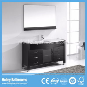 Excellent American Style Curve Classic Solid Wooden Furniture (BV173W)