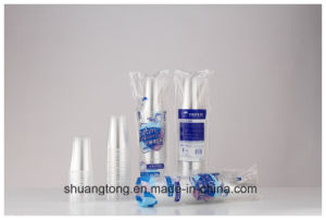 Thansparent PP Cup Disposable Product Plastic Cup pictures & photos