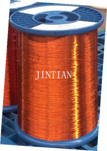 Magnet Wire Polyester Round Copper Wire pictures & photos
