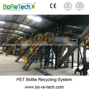 Pet Bottle Washing Machine Flakes Recycling (TL 1500) pictures & photos