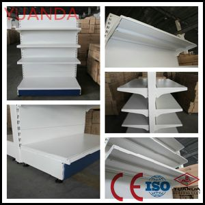 High Quality Supermarket Shelving From Yuanda Company with CE and ISO pictures & photos