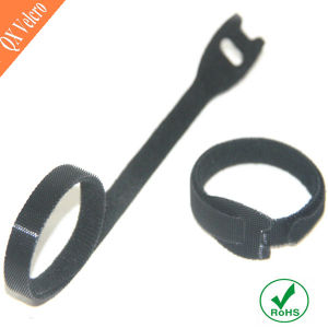 Reusable Nylon Hook Loop Cord Tie pictures & photos