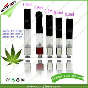 Ocitytimes 280mAh E-Cigarette Bud Touch Vaporizer Pen for Cbd Oil pictures & photos