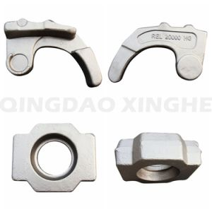 Custom Alloy Steel/ Carbon Steel Hot Forging Parts pictures & photos
