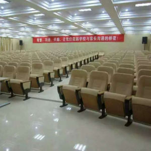 Church Chairs Lecture Theatre Chairs Auditorium Seating Lecture Theatre Chairs Auditorium Chair (R-6157) pictures & photos