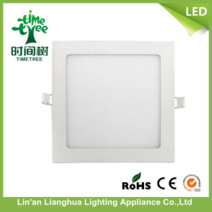 15W Ultra Thin Aluminum LED Panel Light pictures & photos